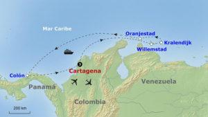 ANTILLAS Y CARIBE CON CARTAGENA SEP-2